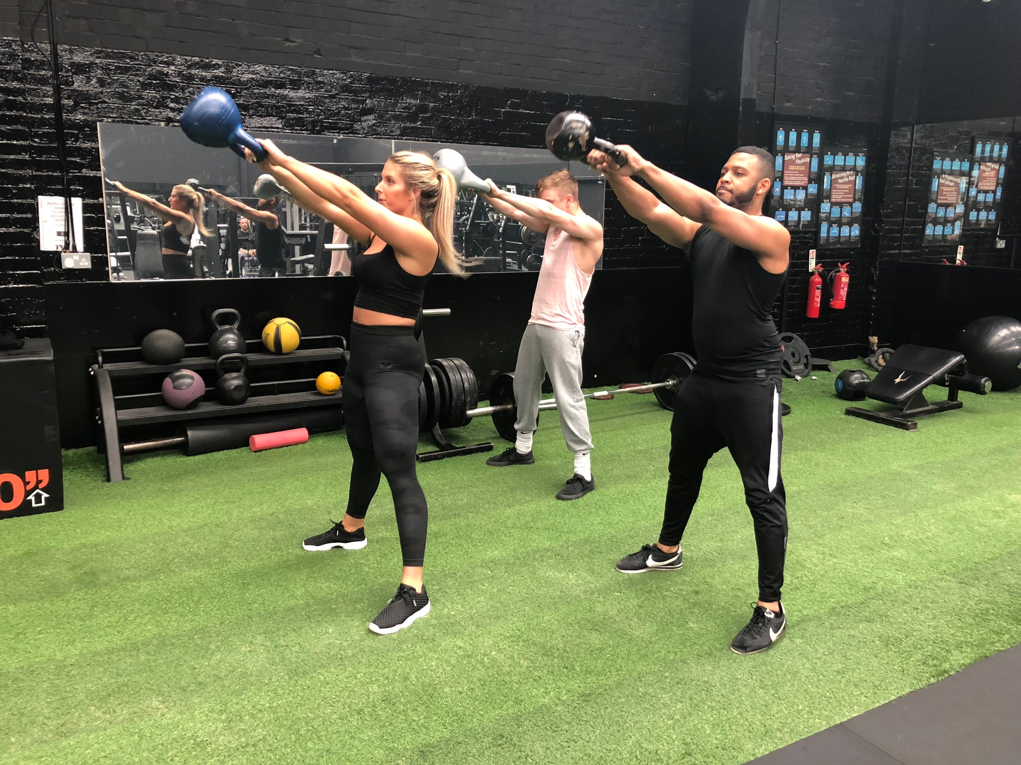 Wiz Fitness offers classes in Purley