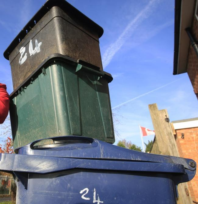 Green Councillor Jonathan Bartley says Lambeth's recycling needs to improve