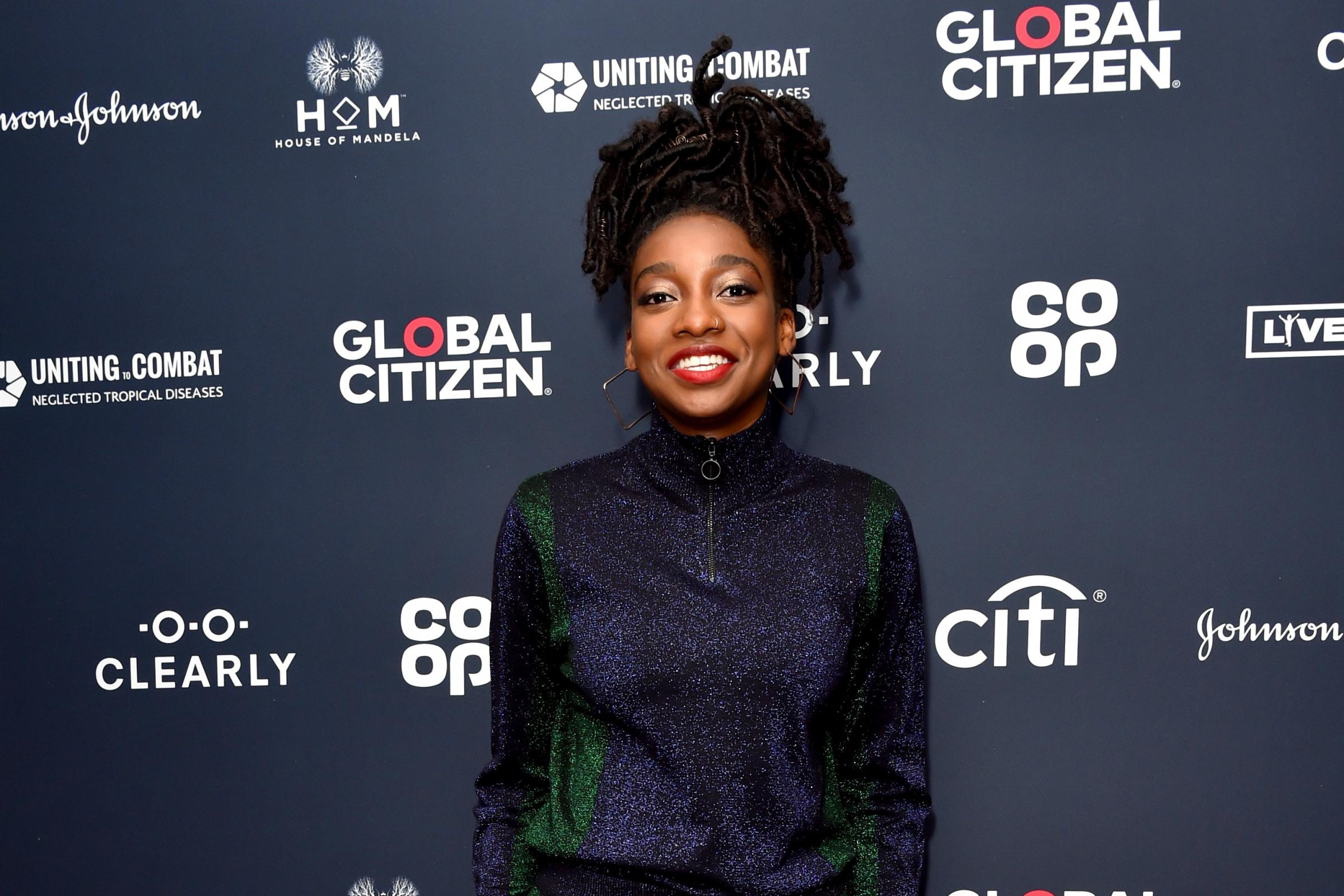 Little Simz (Matt Crossick/PA)