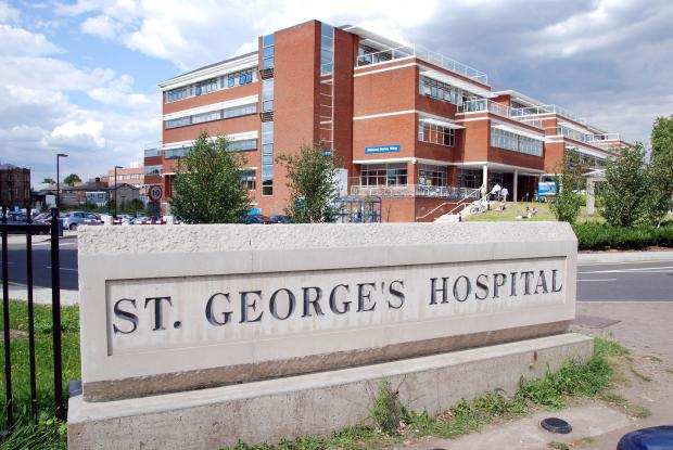 St George's Hospital Trust Board agrees to develop private patients' wing