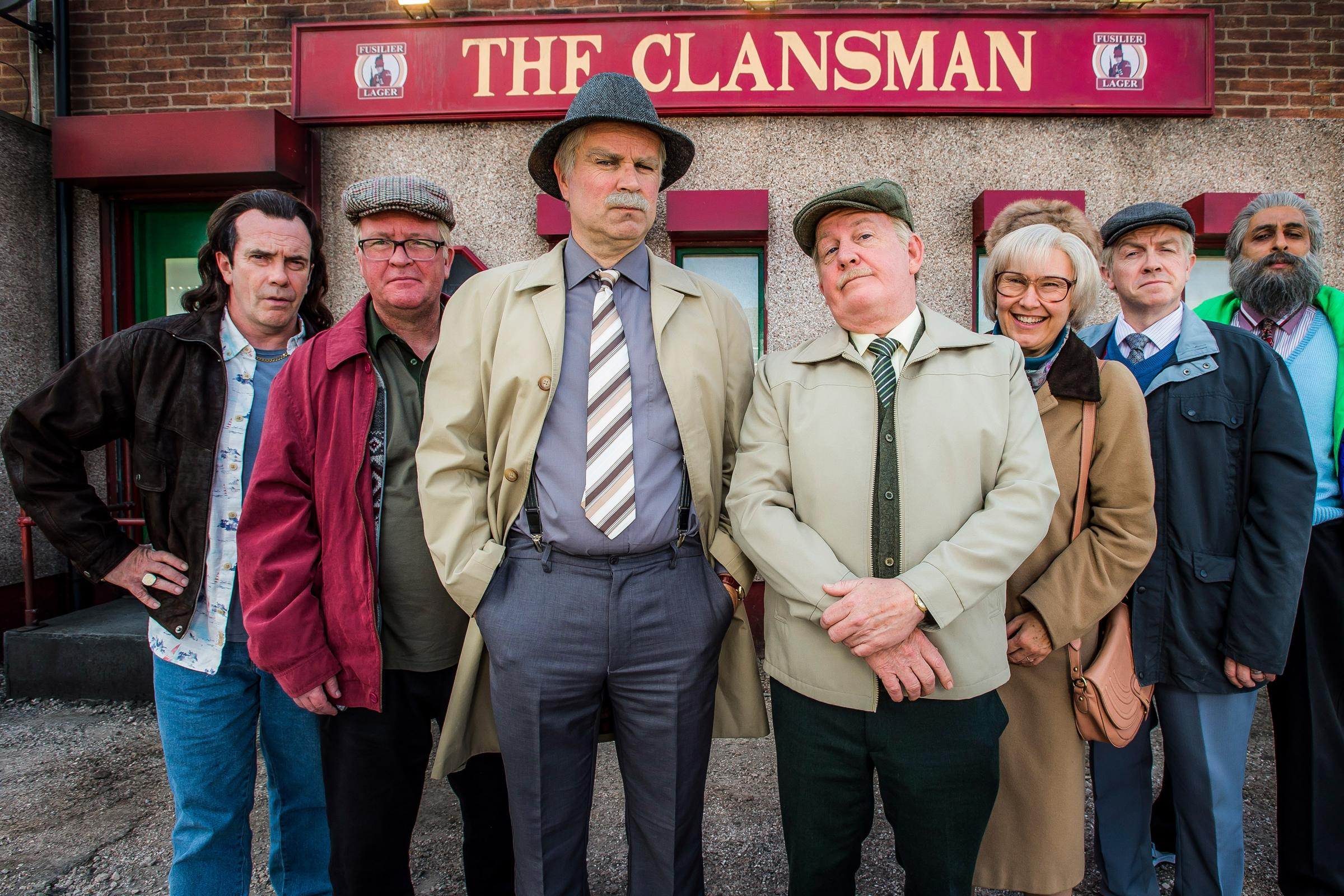BBC sitcom Still Game