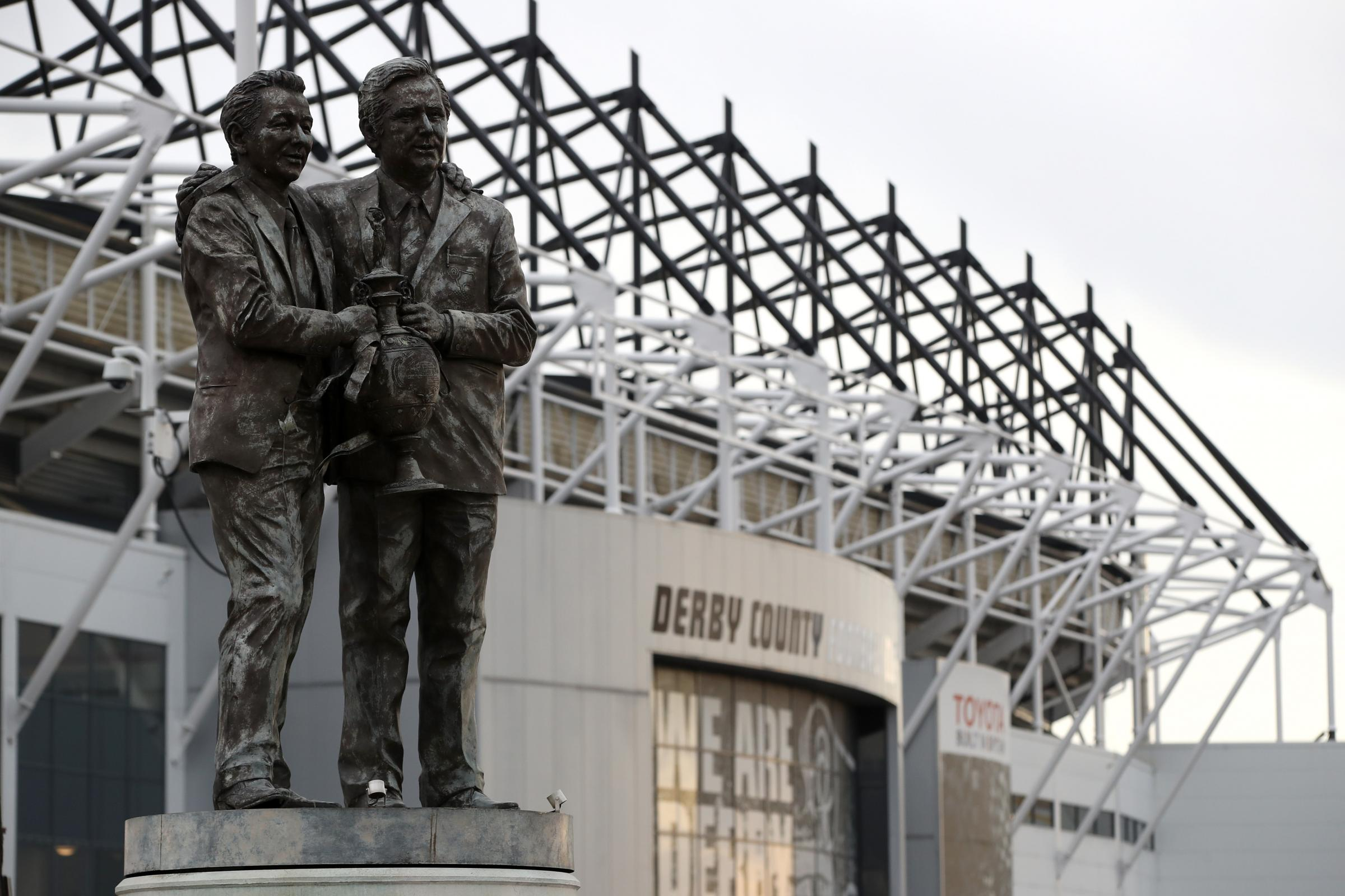 Derby County v Nottingham Forest – Sky Bet Championship – iPro Stadium