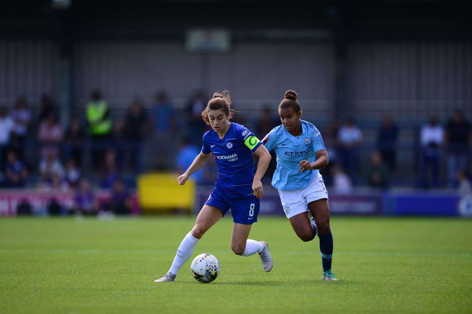 Pic: Chelsea Women FC/Bradley Collyer