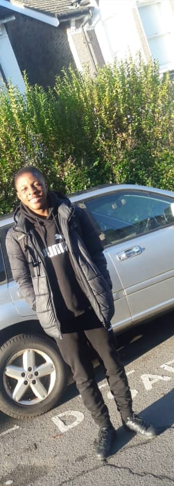 Malcolm Mide-Madariola was killed outside Clapham South tube station on Friday afternoon.
