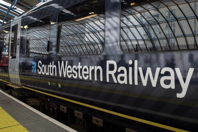 South Western Railway train delays