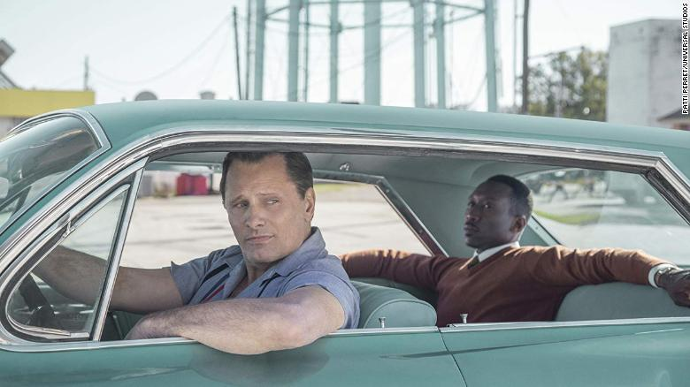 BEST PICTURE  WINNER - GREEN BOOK