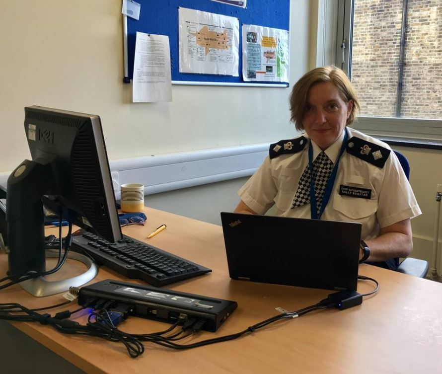 Chief Superintendent Sally Benatar