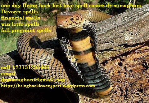 sangoma in Nelspruit +27731295401 traditional healer / love spell