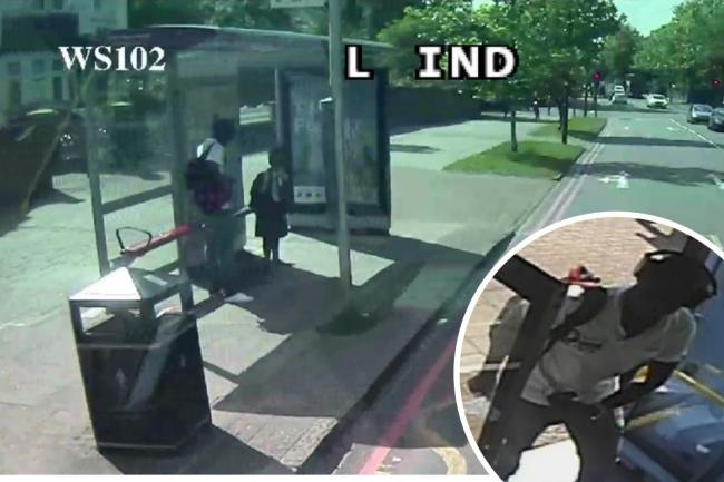 Image released by Met Police